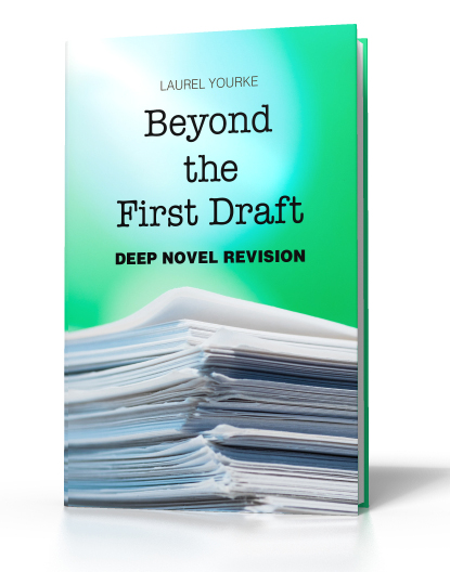 cover of Beyond the First Draft by Laurel Yourke