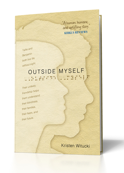 cover of Outside Myself by Kristen Witucki